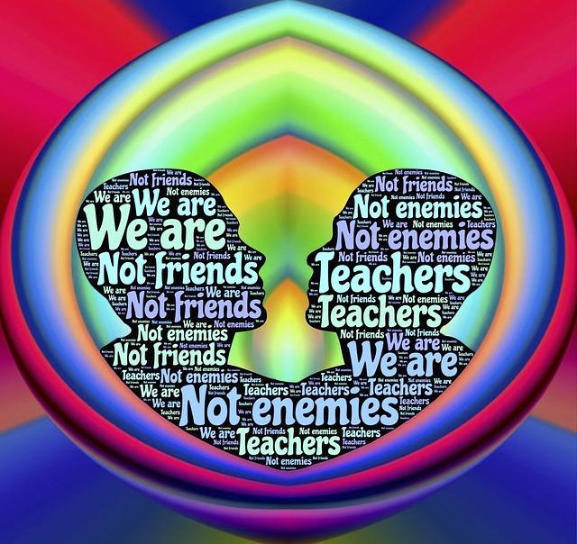 Lehrer statt Feinde