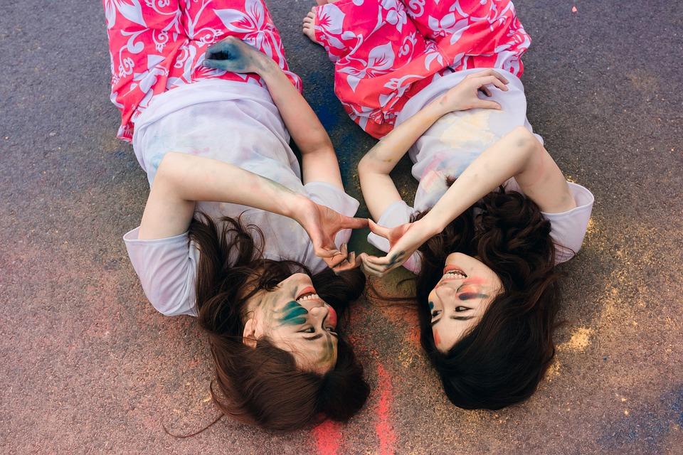 Schwestern im Herzen